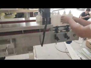automatisk roterende pvc-kabinetkapslingsmaskine til salg
