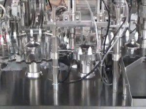 10 ml øjendråber lille parfume flaske fyldemaskine pris