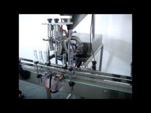 automatiske dobbelthoveder flydende håndvaskpåfyldningsmaskine til salg