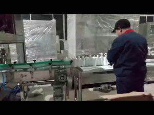hånd sæbe gel alkohol påfyldning aftapning linje maskine