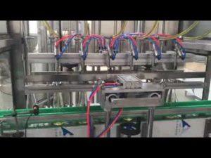 automatisk madlavningsolie, honning, marmelade, shampoo flydende fylde afdækningsmaskine