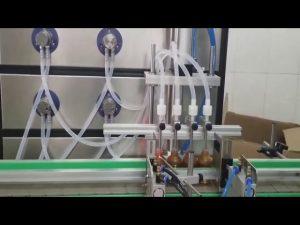 auto 10 ml 30 ml 60 ml 100 ml flaske kosmetisk påfyldningsmaskine til væsker