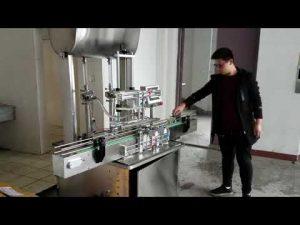 kosmetisk påfyldningsmaskine, automatisk stempelpasta flydende sæbe påfyldningsmaskine