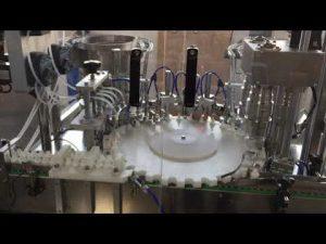 roterende afdækningsmaskine med høj nøjagtighed i fødevarer, saucer og kosmetikindustrien