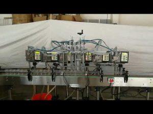 lille automatisk gearpumpe flaske sæbe flydende påfyldningsmaskine pris