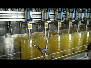 automatisk stemplet smøreolie tromle fylde afdækningsmaskine