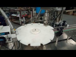 varmt salg helautomatisk 10 ml 20 ml 25 ml reagensglas fylde afdækning emballage maskine