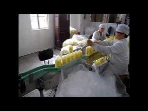 automatisk stempel flydende sæbe håndvask håndrenser påfyldningsmaskine