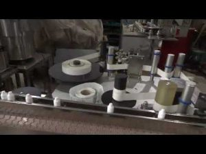 automatisk flaske vask påfyldning afkortning maskine øjendråber fyldning produktionslinje