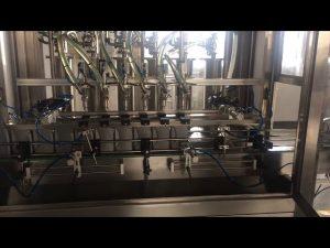 høj præcision 5l motoroliesmør flaskepåfyldningsmaskine