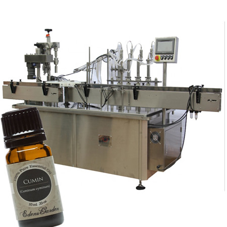 Automatisk Sirup Bottling Machine