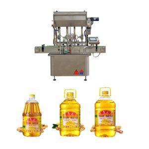 automatisk roterende oliepåfyldningsmaskine