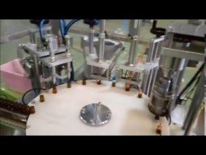 automatisk e væske 10 ml flaske fylde tilslutningsapparat maskine
