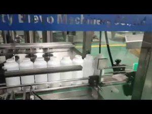 vaskemiddel flaske påfyldningsmaskine, vaske vaskemiddel flydende produktionslinje
