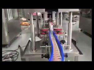 automatisk håndvask gel håndrenser stempel fyldmaskine