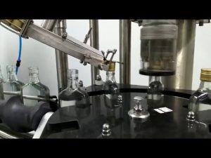 vinflaske skrue afdækning maskine
