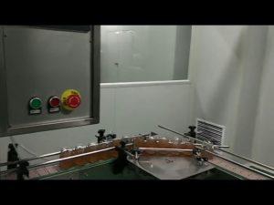 automatisk frugt marmelade flaske krukke pastasaus vask fyldning afdækning mærkning maskine