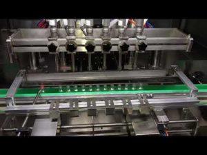 automatisk alkoholrensende gelfyldningsmaskine til daglig kemisk industri
