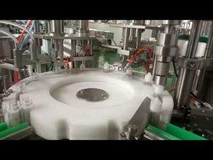 urteagtig 30 ml e væskeflaskepåfyldningsmaskine af høj kvalitet