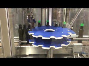 ropp aluminium skruehætte automatisk lukketætningsmaskine til glasflaske