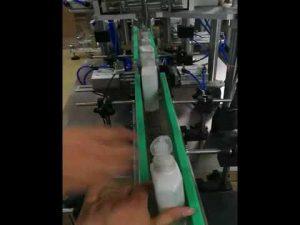 pumpehætte alkohol gel flaske capper capping maskine