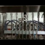 fabrik direkte salg lineær stempel flydende sauce krydderier flaske påfyldning afdækningsmaskine