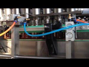 automatisk chokolade jordnøddesmør tomatsaus påfyldningsmaskine