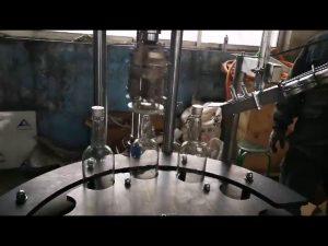 kommerciel automatisk aluminiums-klapphætte- og tætningsmaskine