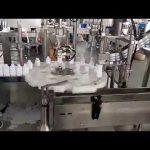 kosmetik medicinsk plastflaske fylde afdækningsmaskine