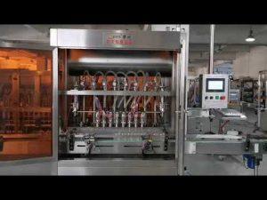 fuld automatisk tomatsauce servofyldmaskine