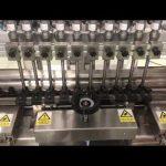 flydende alkoholisk fløde lineær påfyldningsmaskine, honningkrukke lille flaske olie fyldstof