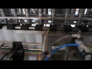 automatisk flydende vaskemiddel og desinfektionsvæske påfyldningsmaskine
