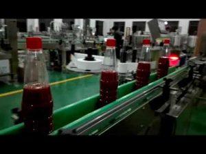 fuld hastighedsautomatisk fyldemaskine til ketchup, marmelade, sauce