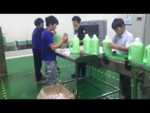 vask flydende shampoo påfyldningsmaskine pris