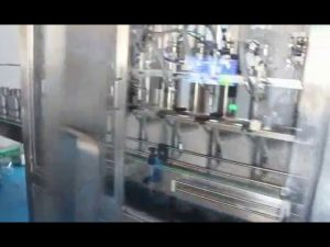 bil olie fyldemaskine, komplet motor smøreolie fyldemaskine