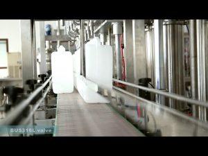 fuld automatisk mærkningsmaskine til påfyldning af smøremiddelolie