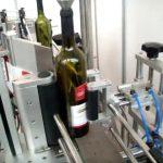 høj hastighed dobbelt side og rund flaske automatisk mærkning maskine