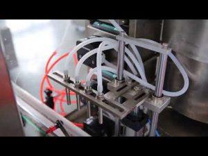 fuld automatisk neglelakflaske cbd hampoliepåfyldningsmaskine til salg