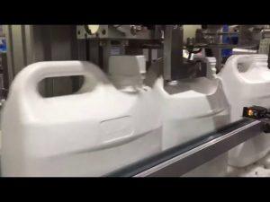 automatisk 4 dyser flydende og fløde digital påfyldningsmaskine