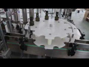 hot selling ce standard automatisk olivenolie fyldemaskine