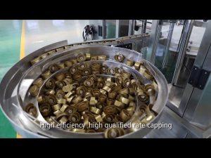 1l 2l 4l 5l vaske sæbe flydende vaskemiddel fyldemaskine