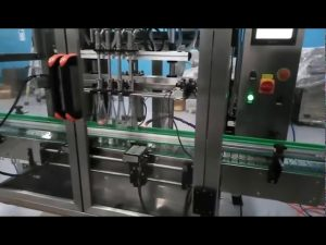 automatisk frugt marmelade produktionslinje påfyldningsmaskine og ration påfyldningsmaskine