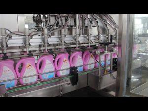 automatisk spiselig olie, olivenolie, vaskemiddel flaske shampoo flaske påfyldningsmaskine