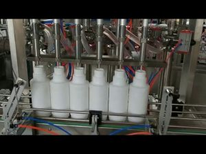 motor, smøremiddel, æterisk olie, stempelflasker, påfyldningsmaskine