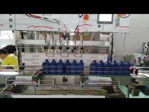 Kina automatisk 5000 ml smøremotoroliepåfyldningsmaskine til bilindustrien