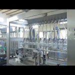 fabrik automatisk automatisk viskos flydende spiselig olie flaske jar fyldemaskine