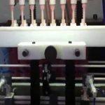 ætsende plastikflaske toiletrens ren blegemiddel påfyldningsmaskine