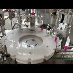 automatisk elektronisk cigaretvæske, cbd-olieudfyldning, tilsluttende afdækningsmærkningsmaskine