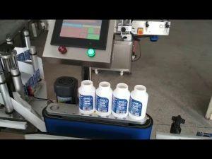 auto selvklistermærke rund medicinmærkningsmaskine