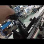 automatisk inline lige glasflaske aluminiumshætte ropp-afdækningsmaskine
